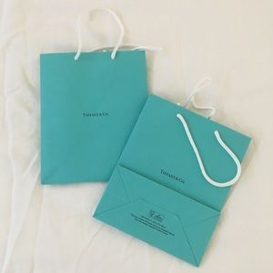 Tiffany & Co. Paper Bag